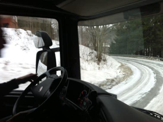 Conduire dans des conditions difficiles