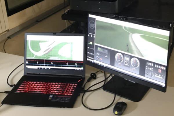 Simulateur Poste Formateur