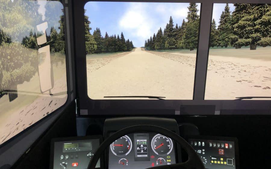 Simulateur sable